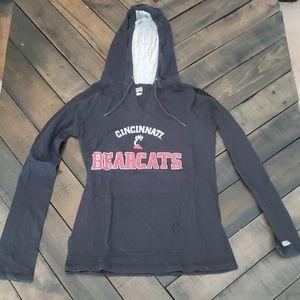 UC Bearcat Long-Sleeve Top
